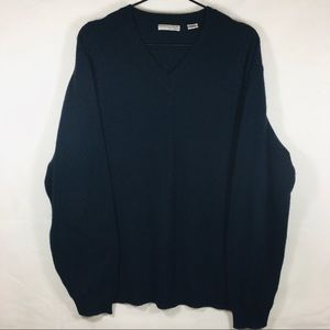 American Blue Cashmere Sweater